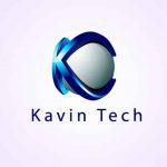 Kavin-Tech-3D-logo-design-Madurai.