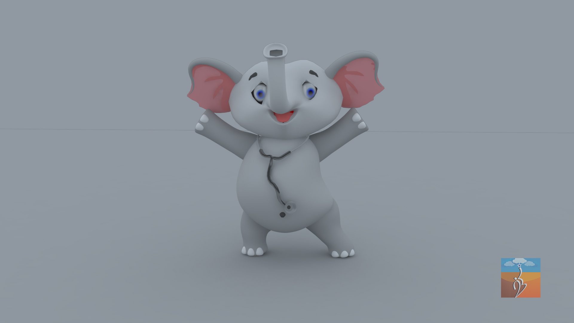 cartoon character modeling and animation madurai 3d cartoon character