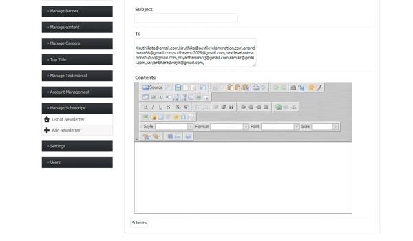 bulk email service madurai