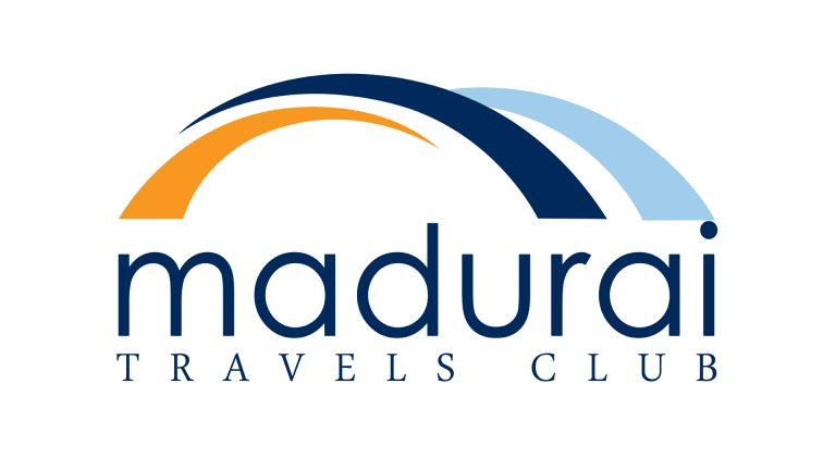 madurai travel club logo designing