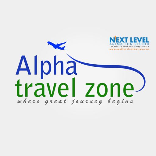 Indian travel agency logo