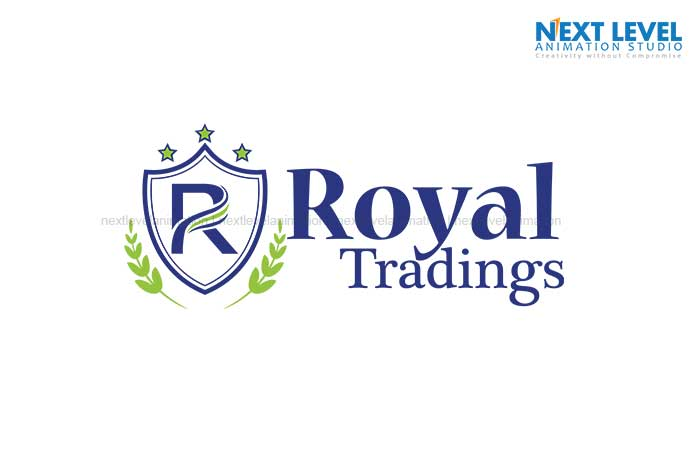best logo designing company in india | Royal Tradings