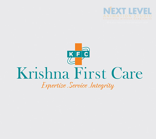 Krishna First Care (clinic) Hospital logo in Bangalore